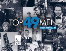 TOP 49 Most Influential Men